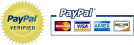 Payment methods. PayPal Verified